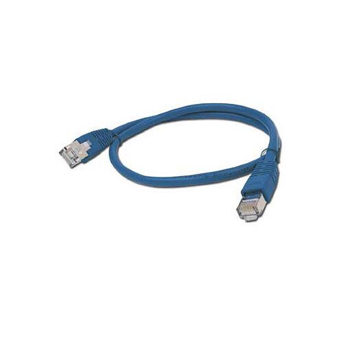 Cablu UTP Gembird Patch cord cat. 5E, 1m, Albastru