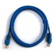 CABLU UTP Patch cord cat. 5E, 3m Gembird, PP12-3M/B, albastru