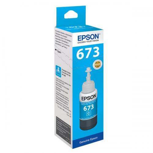Cerneala albastru doza Epson pentru L800/L805/L850, 70ml