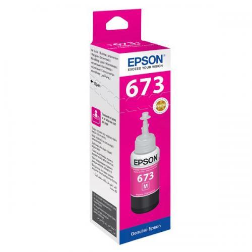 Cerneala rosu doza Epson pentru L800/L805/L850, 70ml