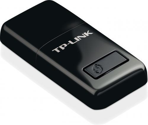 Adaptor Wireless TP-Link TL-WN823N, wireless N300, USB