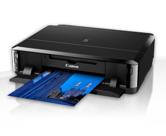 Imprimanta inkjet color Canon iP7250, A4, 15ppm, duplex, wireless, DVD/CD printing, USB