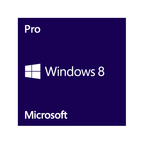 Microsoft Windows 8 Pro 64 bit English OEM