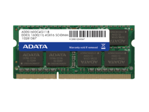 Memorie A-DATA 2GB DDR3 1600MHz