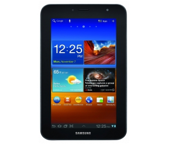 Samsung Galaxy Tab 7.0 Plus Wifi P6210 Black