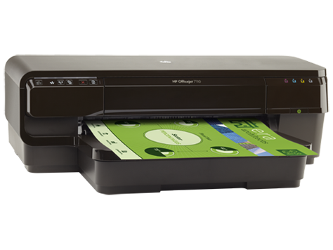 Imprimanta cu jet color HP Officejet 7110