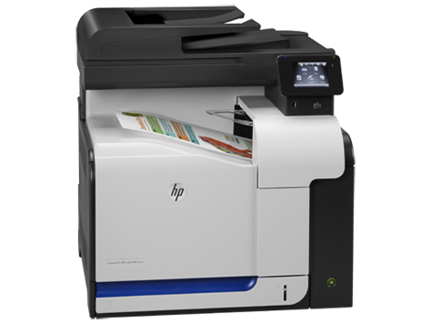 Multifunctional laser color HP LaserJet Pro 500 color MFP M570dn