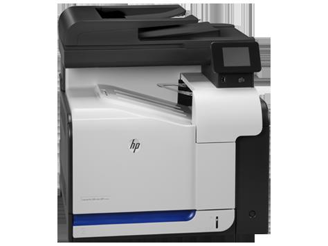 Multifunctional laser color HP LaserJet Pro 500 color MFP M570dw