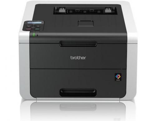Imprimanta Laser Color Brother HL-3170CDW