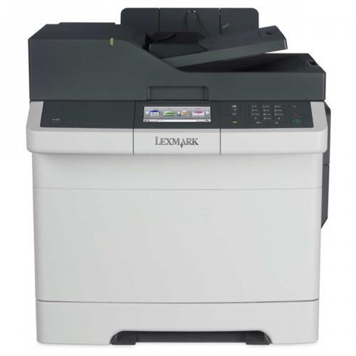 Multifunctional laser color Lexmark CX410de