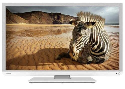 "Televizor LED Toshiba 32W1334G, 32"", HD Ready, White"