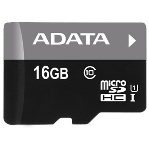 Card memorie ADATA MicroSDHC Ultra-High Speed UHS-I, 16GB, Class 10 + adaptor SD