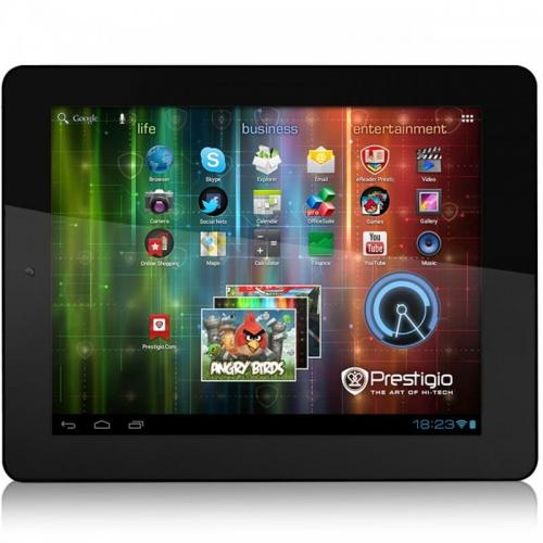 Tableta PRESTIGIO MultiPad 2 Ultra Duo 8.0 3G Black