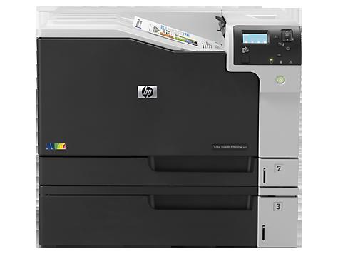 Imprimanta laser color HP LaserJet Enterprise M750n