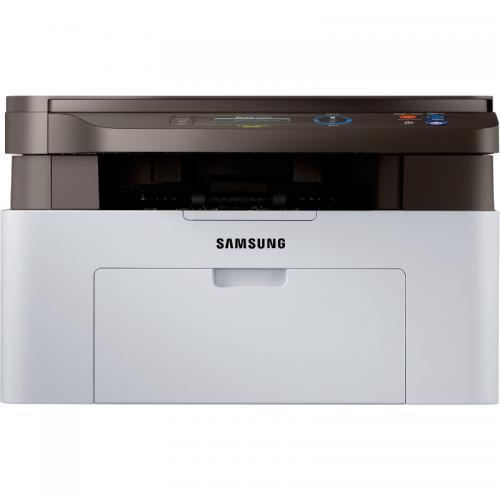 Multifunctional laser Samsung SL-M2070W, A4, monocrom, 20ppm, USB, wireless, alb-negru