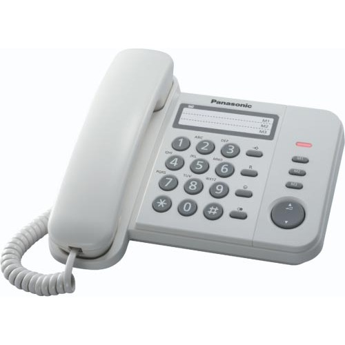Telefon analogic Panasonic TS520FXW
