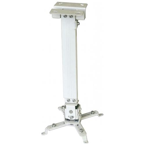 Suport Videoproiector de tavan Sopar TAPA 23054, Alb