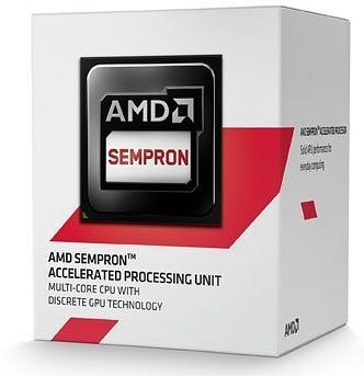 Procesor AMD Sempron X2 2650, 1.45 GHz, Socket AM1, 1MB, Box