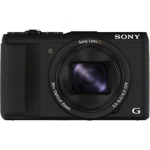 Camera foto digitala Sony DSCHX60B, 20.4 MP, Black
