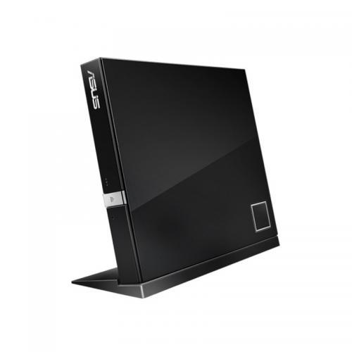 Blu-ray ReWriter ASUS SBW-06D2X-U, Black