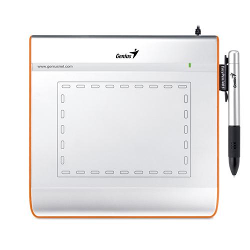 Tableta Grafica Genius EasyPen i405X, Silver