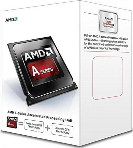 Procesor AMD A4-7300 3.8GHz, Socket FM2, Box