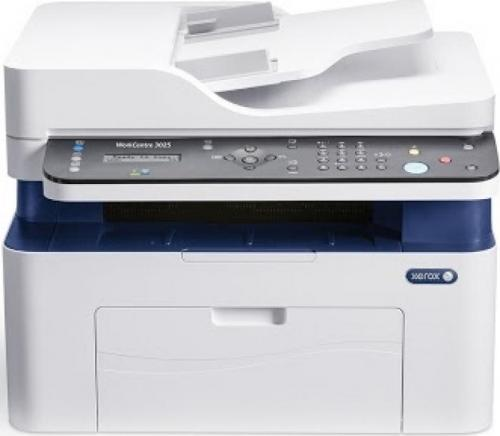 Multifunctional laser monocrom Xerox WorkCentre 3025NI, A4, 20ppm, ADF, FAX, LAN, Wireless, USB