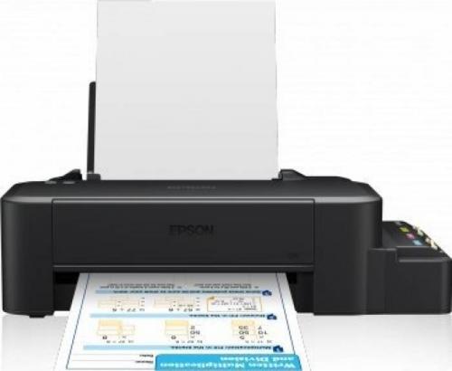 Imprimanta inkjet color CISS Epson L120, A4, 27ppm, CISS, USB