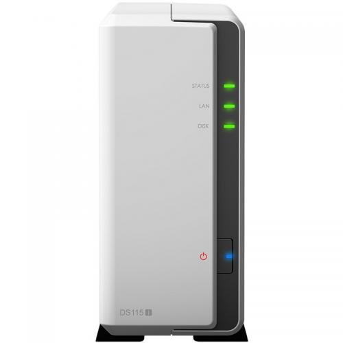 Network Attached Storage Synology DiskStation DS115j, 6 TB, White