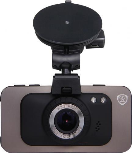 Camera video auto Prestigio RoadRunner 560GPS, Full HD, Black