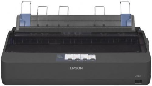 Imprimanta matriceala Epson C11CD24301, Negru