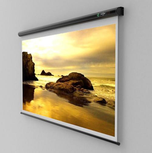 Ecran de proiectie Sopar New Slim SP2180SL, 180*180cm