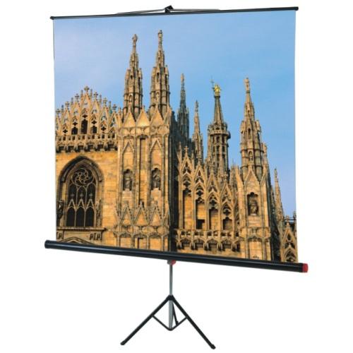 Ecran de proiectie cu trepied Sopar Junior SP1120, 125cm x 125cm