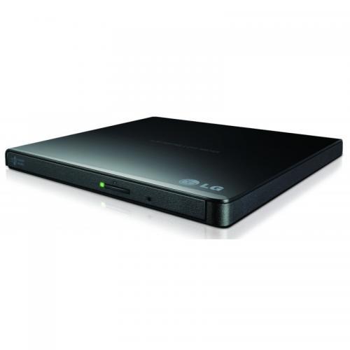 DVD-Writer LG Extern GP57EB40 Negru, Retail
