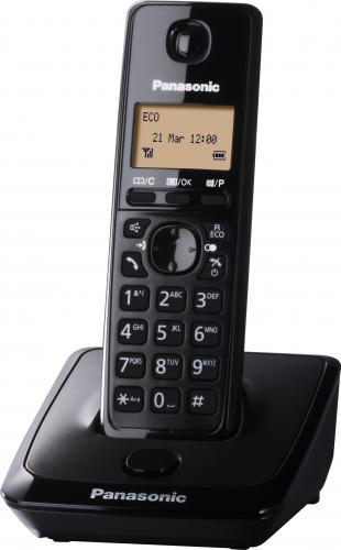 Telefon Panasonic Dect KX-TG2711FXB, Negru