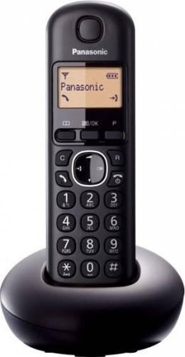 Telefon Panasonic DECT KX-TGB210FXB, Negru