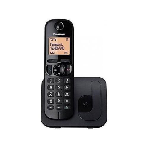 Telefon Panasonic Dect KX-TGC210FXB, Negru