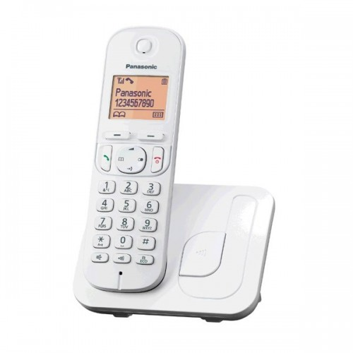 Telefon Panasonic Dect KX-TGC210FXW, Alb