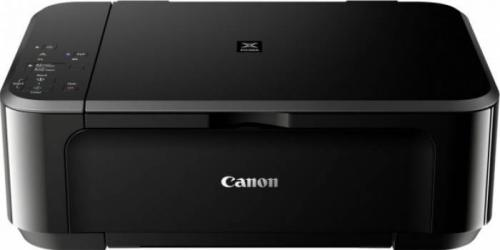 Multifunctional inkjet color Canon Pixma MG3650, Negru