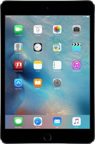 "Tableta Apple iPad Mini 4, 7.9"", Apple A8 1.5 GHz, 2GB, 128GB, PowerVR GX6450, Wi-Fi + Cellular 4G, iOS 9, Space Gray"