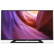 """Televizor Philips 32PFH4100/88, 32"""" (81cm) FullHD (1920x1080), PMR 100Hz, Digital Cristal Clear, HDMI, VGA, DVI, negru"""