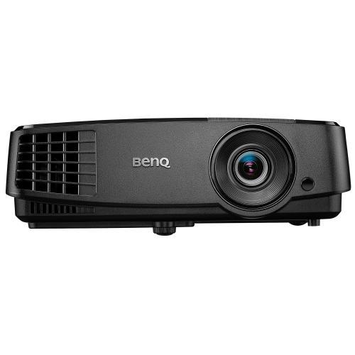 Videoproiector BENQ MS506, DLP, SVGA (800x600), 3200 lumeni, 13000:1, 3D ready, VGA, boxe, telecomanda, negru