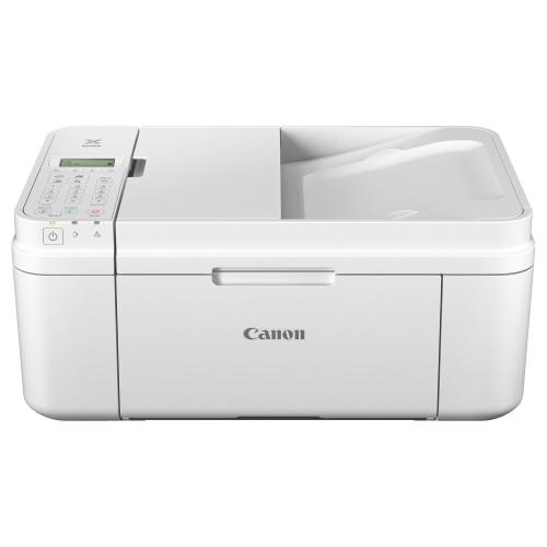Multifunctional inkjet color Canon Pixma MX-495, Alb