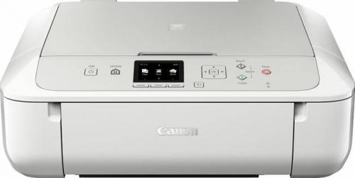 Multifunctional inkjet color Canon Pixma MG5751, White