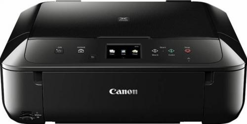 Multifunctional inkjet color Canon Pixma MG6850, Black