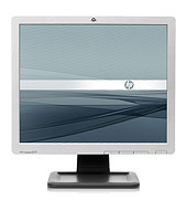 """Monitor LCD HP LE1711 17"""", 1280x1024, negru/argintiu"""