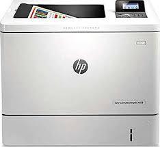 Imprimanta laser color HP LaserJet Enterprise M552DN, White