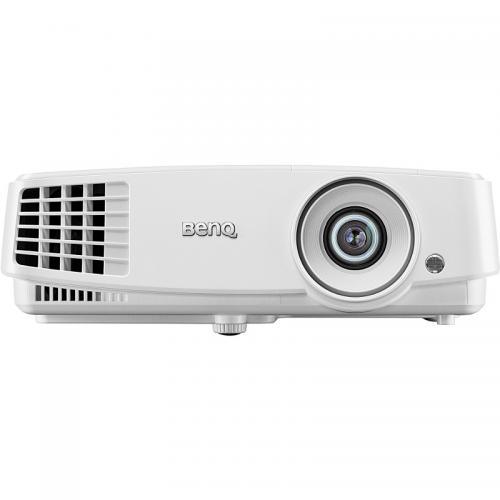 Videoproiector BenQ MS527, DLP, SVGA (800x600), 3300 lumeni, 13000:1, HDMI, Alb