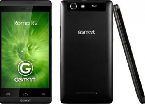 Telefon Mobil Gigabyte GSmart Roma R2, Dual SIM, Black