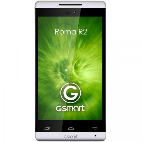 Telefon Mobil Gigabyte GSmart Roma R2, Dual SIM, White